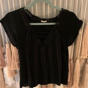 ✪ Hollister Lace Top